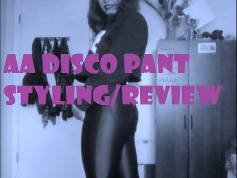 american apparel disco shorts review