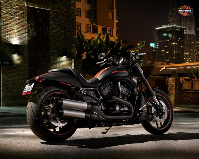 2012 night rod special review