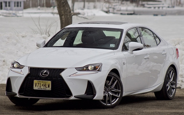 2017 lexus is 300 review