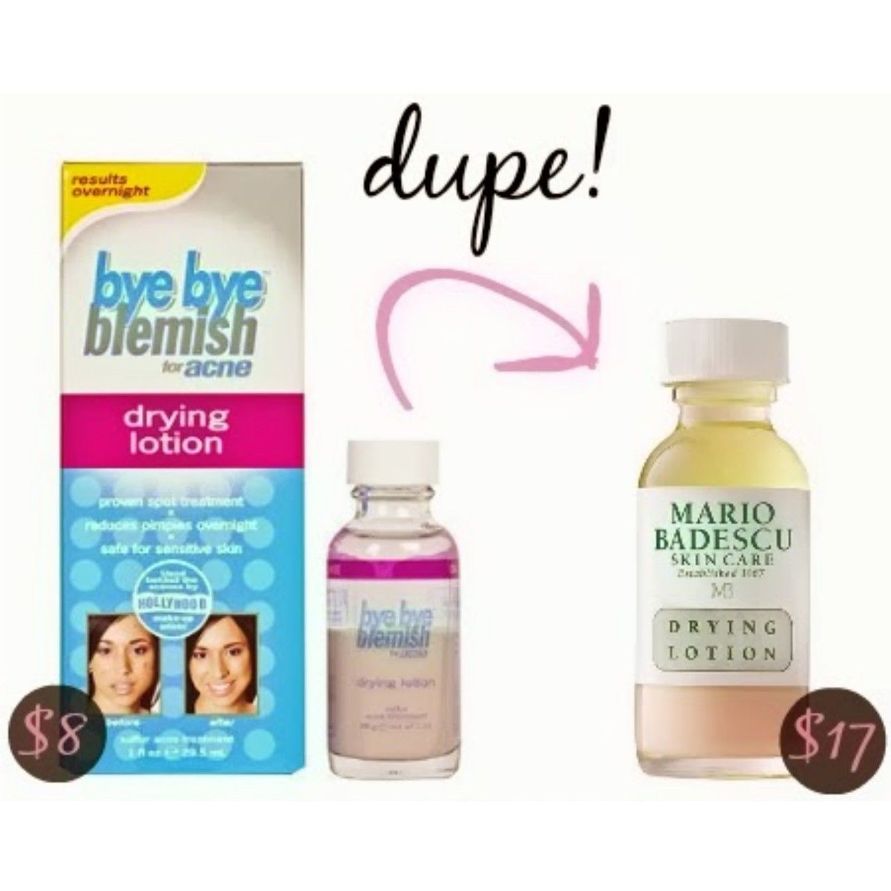 bye bye blemish drying lotion review