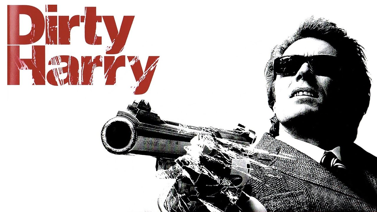 dirty harry blu ray review