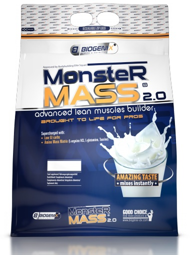 monster mass iron labs review