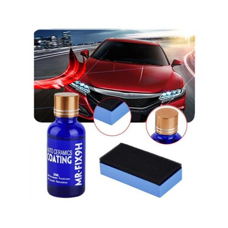car polish glass coating review