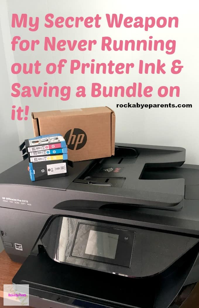 hp instant ink review 2017
