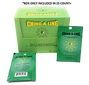 ching a ling male enhancement reviews