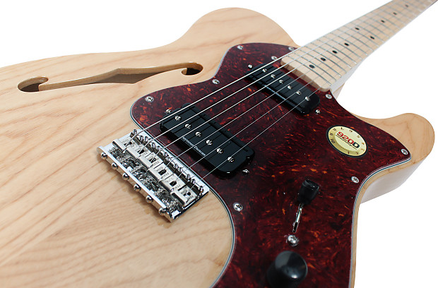 classic series 72 telecaster thinline review