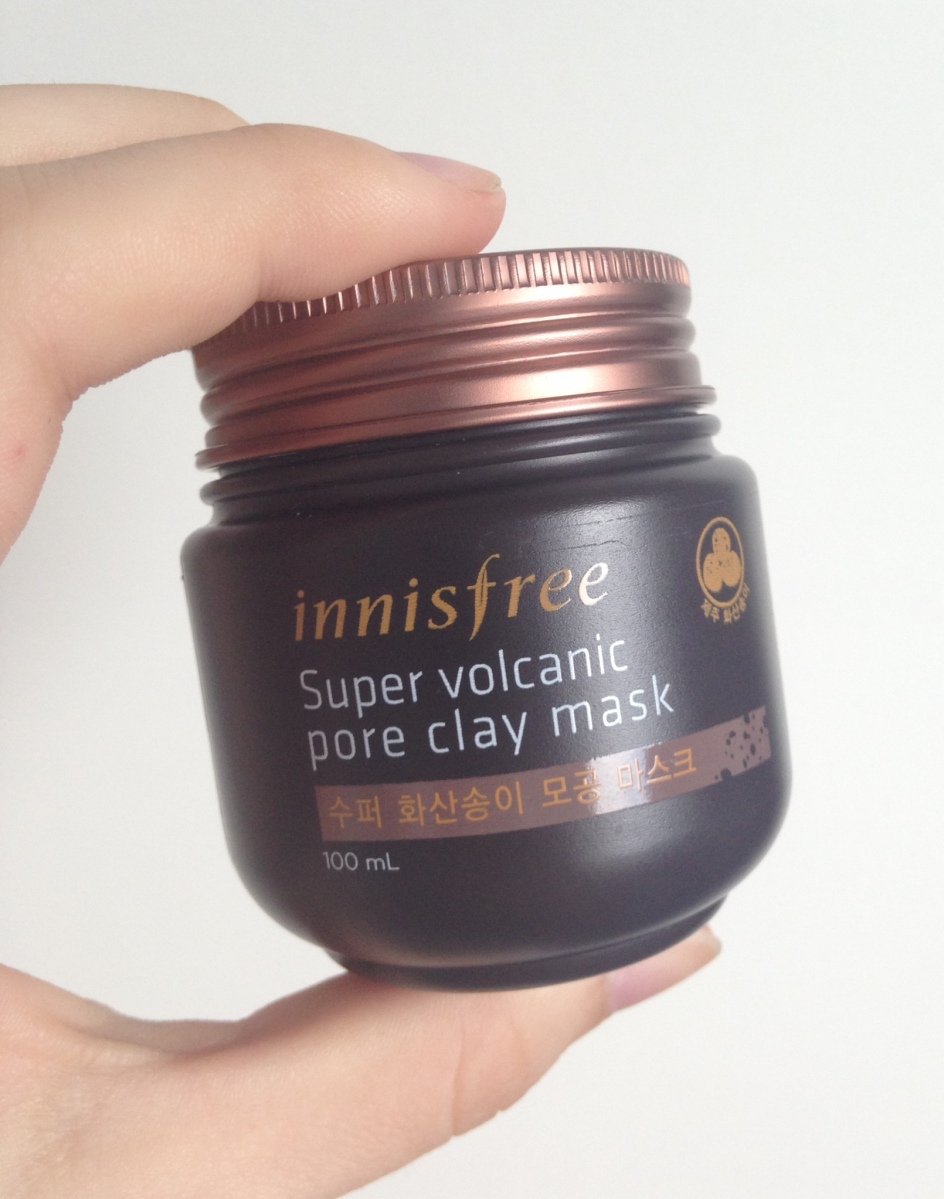 innisfree super volcanic mask review