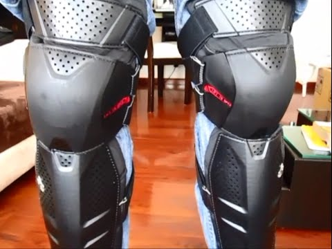 fox launch knee pads review