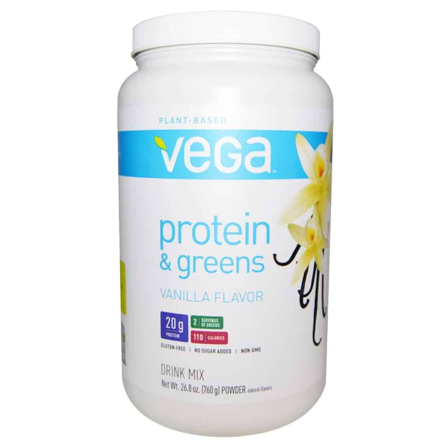 garden greens protein shake review