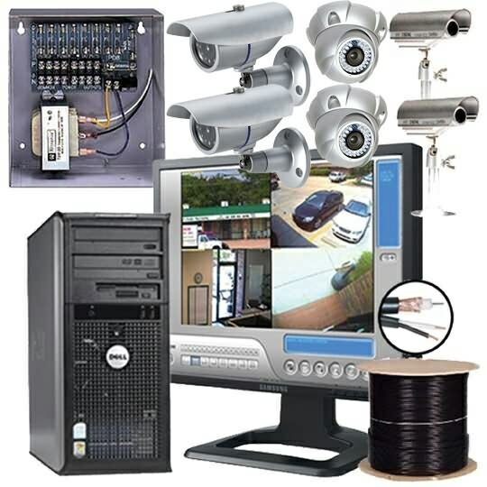 hd home security camera system reviews