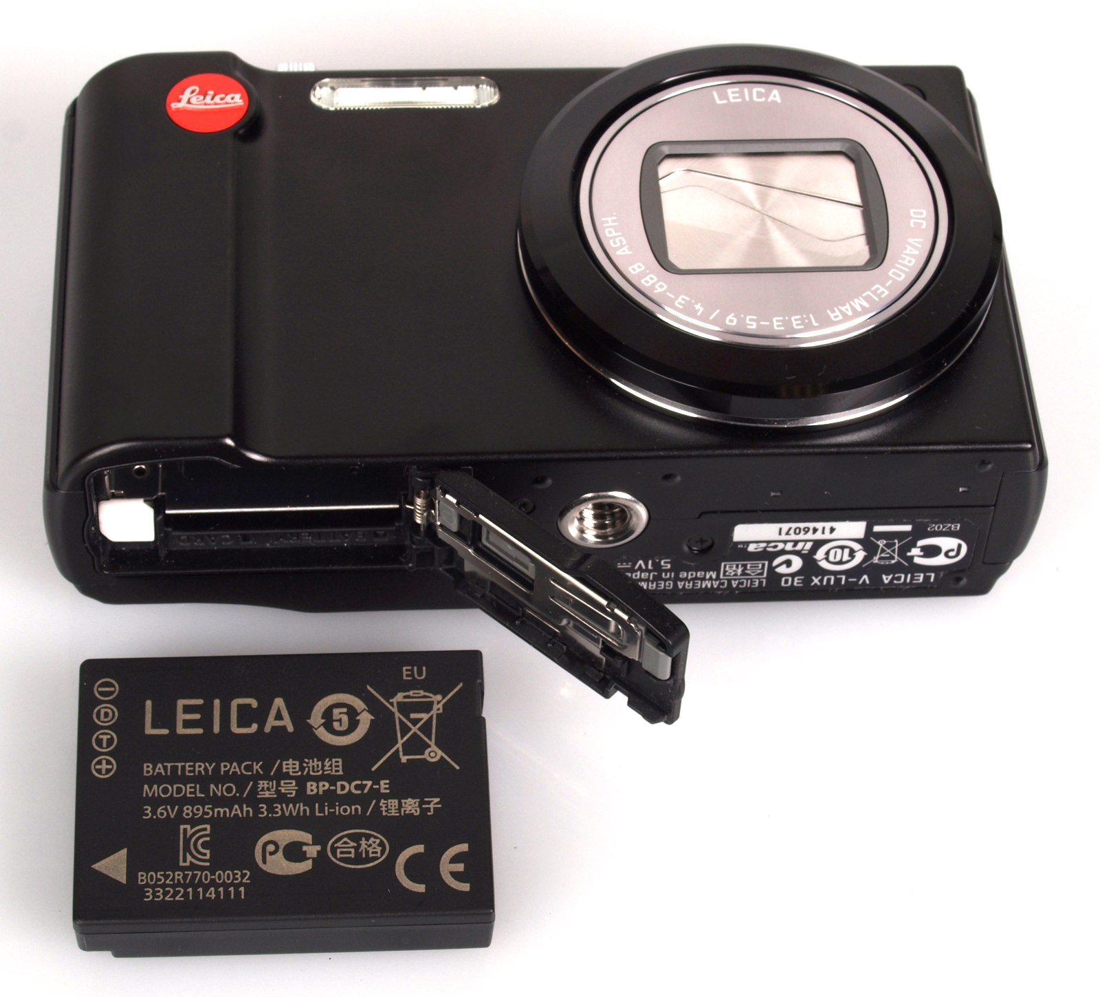 leica v lux 40 review