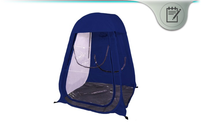 under the weather tent reviews